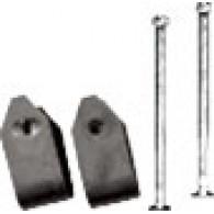 Kit Reparo Centralizador do Patim (pino 56mm) - Toyota Bandeirantes