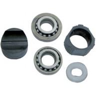 Kit Reparo Caixa de Direção Mecanica Parcial - Chevette1.0/1.4/1.6 73/93/Marajo 1.4/1.6 81/89/Chevy 1.4/1.6 84/95