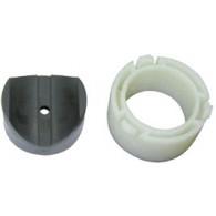 Kit Reparo Bucha/Tucho Caixa de Direção Mecanica - Monza 1.6/1.8/2.0 93/96/Kadett/Ipanema 1.8/2.0 93/98
