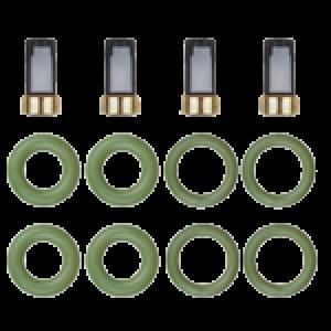 Kit para Bico Injetor Sistema Bosch - Multi Point Celta / Corsa / Vectra / S-10 99/..