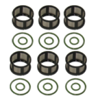Kit para Bico Injetor Nissan Pathfinder 06cc - Multi Point