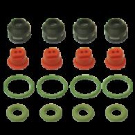 Kit para Bico Injetor Escort 97/.. Motor Zetec 1.8 16v - Multi Point