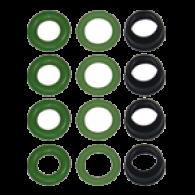 Kit de pontas p/ bico injetor Sistema Delphi-Multi Point