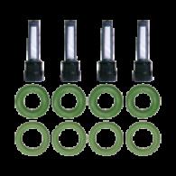 Kit para Bico Injetor Sistema Delphi - Multi Point Corsa / Meriva / Montana 1.4 / 1.8 Celta / Prisma