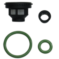 Kit para Bico Injetor Sistema Bosch - Single Point Golf 1.8 96/.. Tipo 1.6