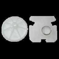 Pré filtro p/ bomba Bosch Gol/Parati/Saveiro/Polo