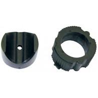 Kit Reparo Bucha/Tucho Caixa de Direção Mecanica - Escort 1.3/1.6 84/92/Escort Hobby 1.6 96/98/Verona 1.6 90/92