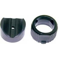 Kit Reparo Bucha/Tucho Caixa de Direção Mecanica - Escort 1.8/2.0 93/96/Verona 1.8 90/92
