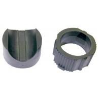 Kit Reparo Bucha/Tucho Caixa de Direção Mecanica - Uno 1.0/1.3/1.5 85/96/Elba/Premio 1.3/1.5 85/96/Mille 01/...