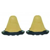 Kit Par Batentes Amortecedor Traseiro - Pick-Up Strada 99/.../Pick-Up Strada Adv 00/...